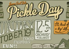Pickle Day in NYC