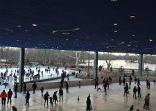 Ice Skating in Brooklyn