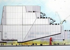 NEW YORK CITY GETS A NEW MUSEUM